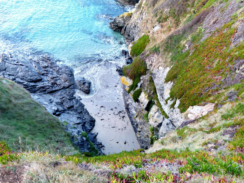 Images from the walk from Cudden Point to Prussia Cove