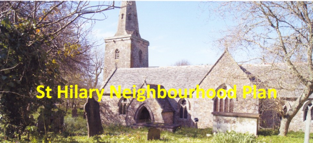 St Hilary Parish Council